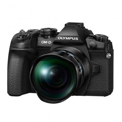 Olympus M.Zuiko Digital ED 8mm 1:1.8 Fisheye Pro 3