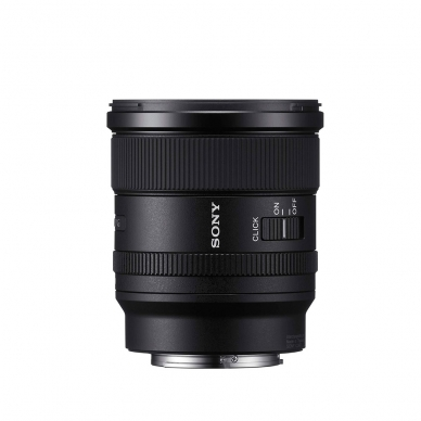 Objektyvas Sony FE 20 mm F1.8 G 3