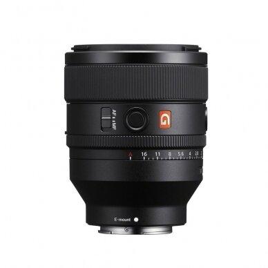 Objektyvas Sony FE 50mm f/1.2 GM 2