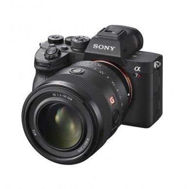 Objektyvas Sony FE 50mm f/1.2 GM 3