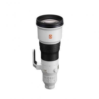 Objektyvas Sony FE 600 mm F4 GM OSS 2