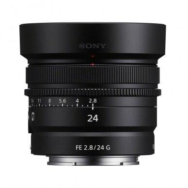 Objektyvas Sony FE 24mm F2.8 G 5