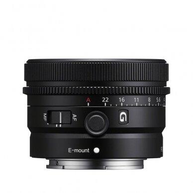 Objektyvas Sony FE 24mm F2.8 G 2
