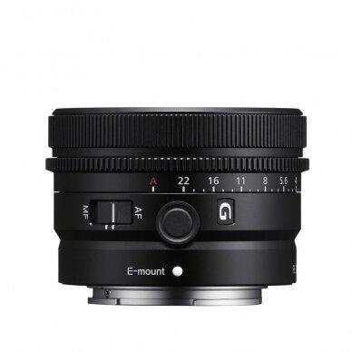 Objektyvas Sony FE 50mm F2.5 G 3