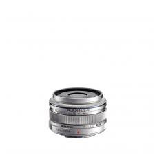 Olympus M.Zuiko Digital 17mm 1:1.8 Silver