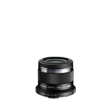 Olympus M.Zuiko Digital 45mm 1:1.8 Black
