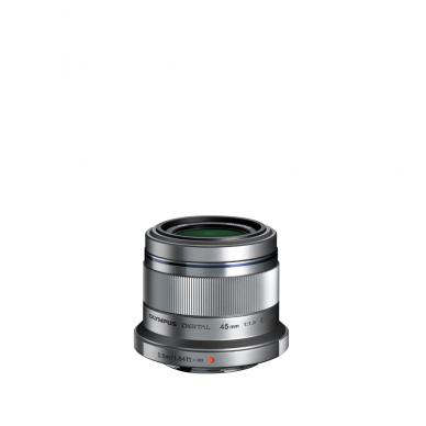 Olympus M.Zuiko Digital 45mm 1:1.8 Silver