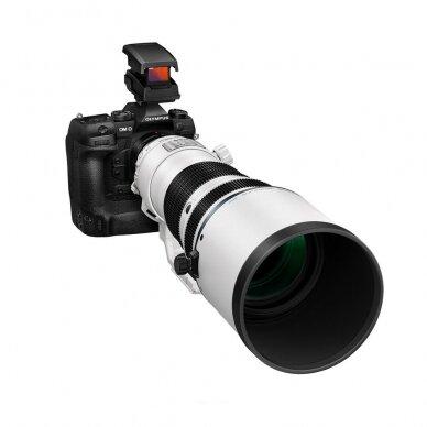 Olympus M.Zuiko Digital ED 150-400mm F4.5 TC1.25x IS PRO 4