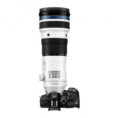 Olympus M.Zuiko Digital ED 150-400mm F4.5 TC1.25x IS PRO 6