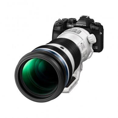 Olympus M.Zuiko Digital ED 150-400mm F4.5 TC1.25x IS PRO 7
