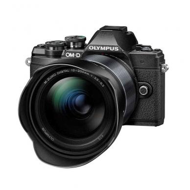 Olympus M.Zuiko Digital ED 12‑200mm F3.5‑6.3 4