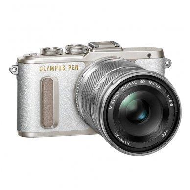 Olympus M.Zuiko Digital ED 40-150mm 1:4.0-5.6R Silver 2