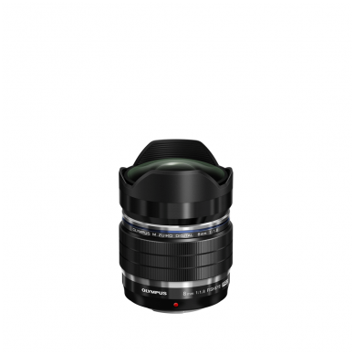 Olympus M.Zuiko Digital ED 8mm 1:1.8 Fisheye Pro