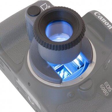 Sensoriaus valymo lupa sensor check 2