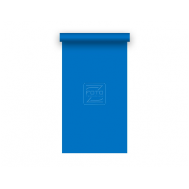 Plastikinis fonas Colorama Colormatt Electric Blue 5047