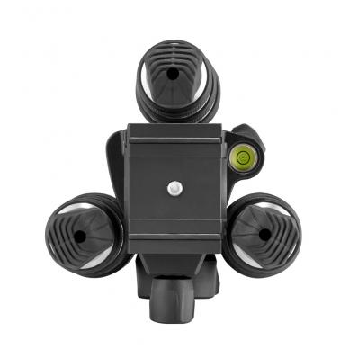 Plokštelės adapteris Manfrotto MSQ6T 5