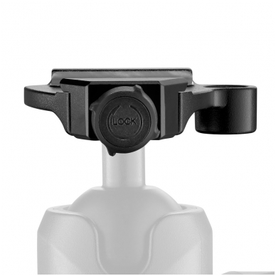 Plokštelės adapteris Manfrotto MSQ6T 4