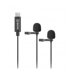 Segamas mikrofonas Boya BY-M3D USB-C