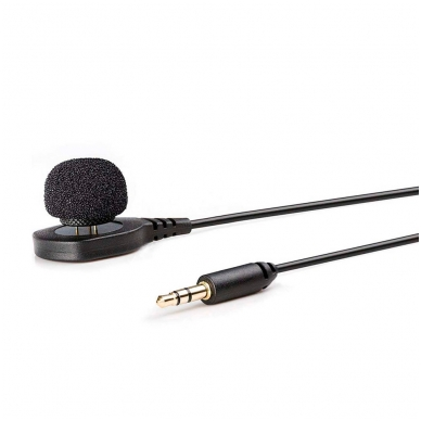 Segamas mikrofonas Boya BY-HLM1 4