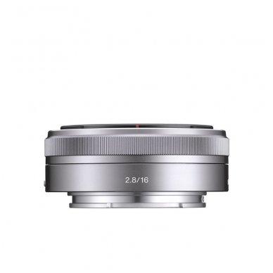 Sony E 16 mm F2.8 2