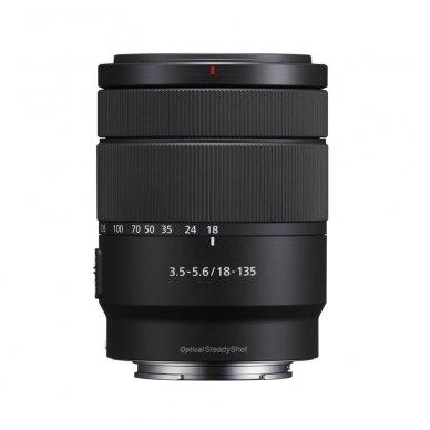 Sony E 18-135mm F3.5-5.6 OSS 2