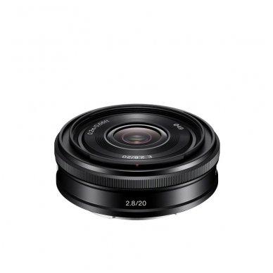 Sony E 20 mm F2.8 3