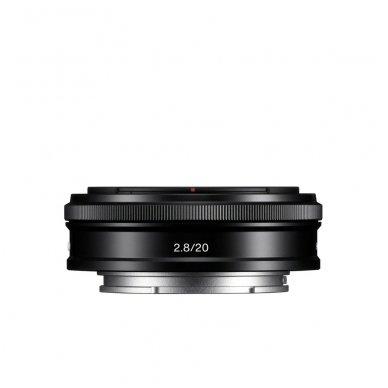 Sony E 20 mm F2.8 2