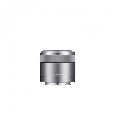 Sony E 35 mm F3.5 makroobjektyvas 2