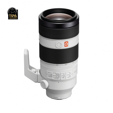 Sony FE 100-400mm F4.5-5.6 GM OSS papildoma +1 metų garantija