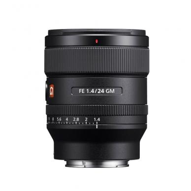 Sony FE 24mm F1.4 GM papildoma +1 metų garantija 4