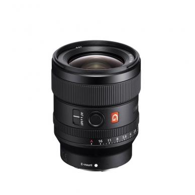 Sony FE 24mm F1.4 GM papildoma +1 metų garantija 5