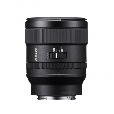 Sony FE 24mm F1.4 GM papildoma +1 metų garantija 6