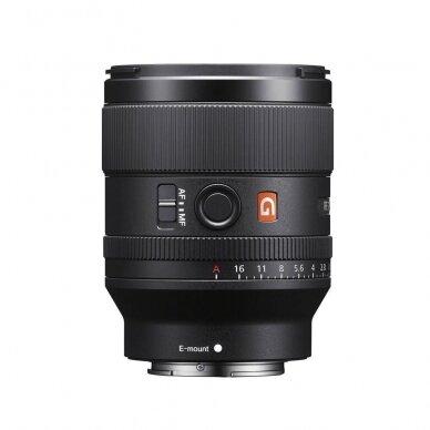 Sony FE 35mm F1.4 GM 3