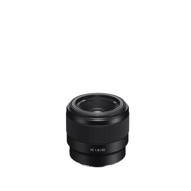 Sony FE 50 mm F1.8