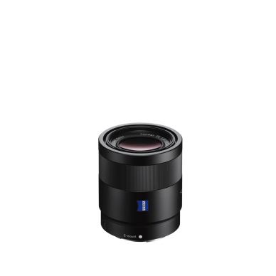 Sony Sonnar T* FE 55 mm F1.8 ZA papildoma +1 metų garantija