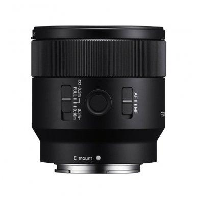 Sony FE 50 mm F2.8 Macro 2