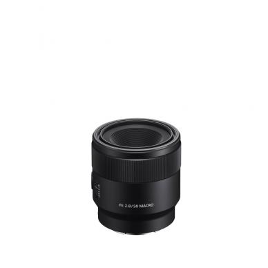 Sony FE 50 mm F2.8 Macro