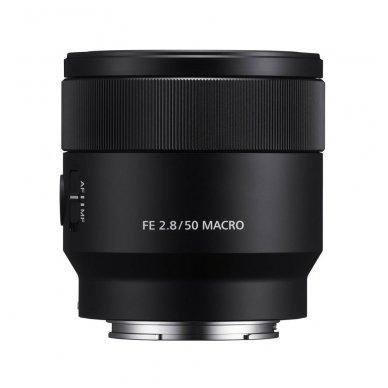 Sony FE 50 mm F2.8 Macro 3