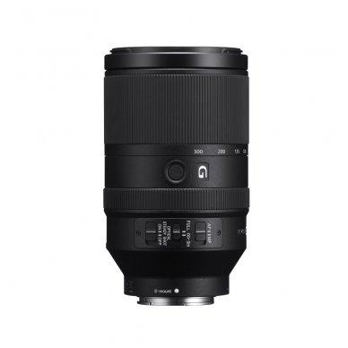Sony FE 70-300mm F4.5-5.6 G OSS papildoma +1 metų garantija 2