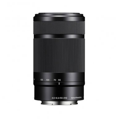 Sony E 55-210 mm F4.5-6.3 OSS 2