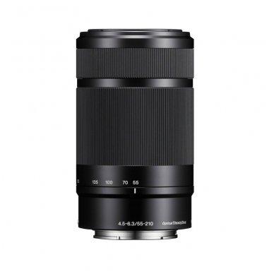 Sony E 55-210 mm F4.5-6.3 OSS 2