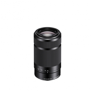 Sony E 55-210 mm F4.5-6.3 OSS