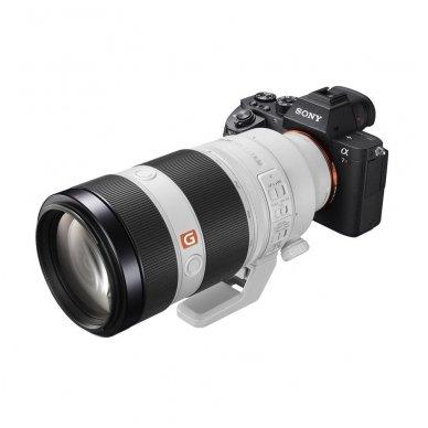 Sony FE 100-400mm F4.5-5.6 GM OSS papildoma +1 metų garantija 3