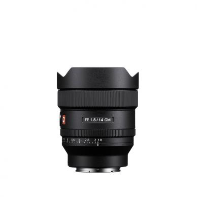 Sony FE 14 mm F1.8 GM 3