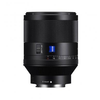 Sony Planar T* FE 50mm F1.4 ZA papildoma +1 metų garantija 2