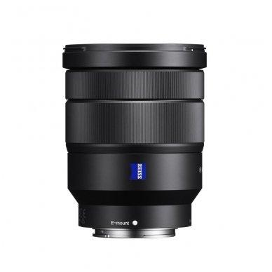 Sony Vario-Tessar T FE 16-35 mm F4 ZA OSS papildoma +1 metų garantija 2
