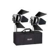 Šviestuvų komplektas Hedler LED 650 Pro2 Kit