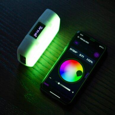 Šviestuvas FOMEI LED MINI RGB 5 10