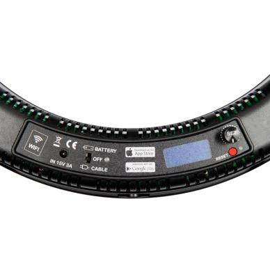 Šviestuvo rinkinys Fomei LED Ring SMD Wifi 32W 4