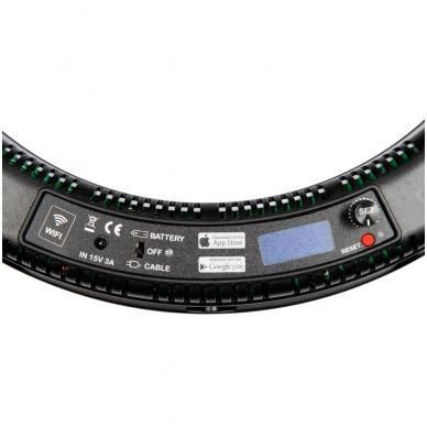 Šviestuvas Fomei LED Ring SMD Wifi 32W 3